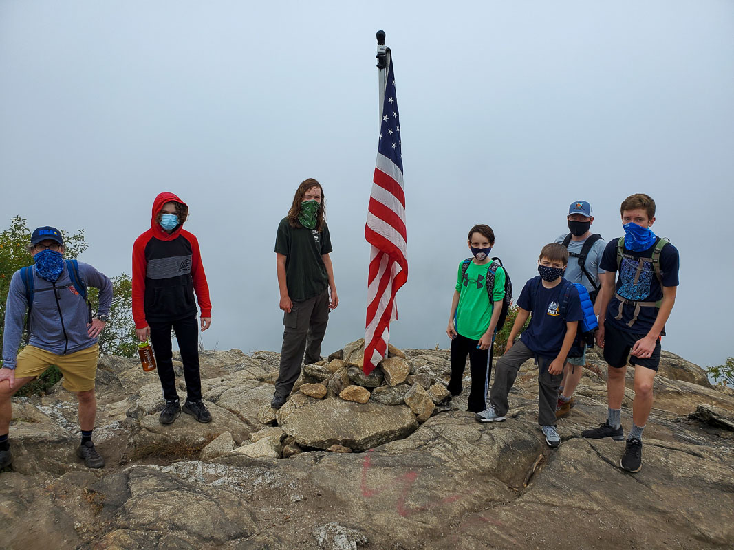 Anthony's Nose – Camp Smith Trail